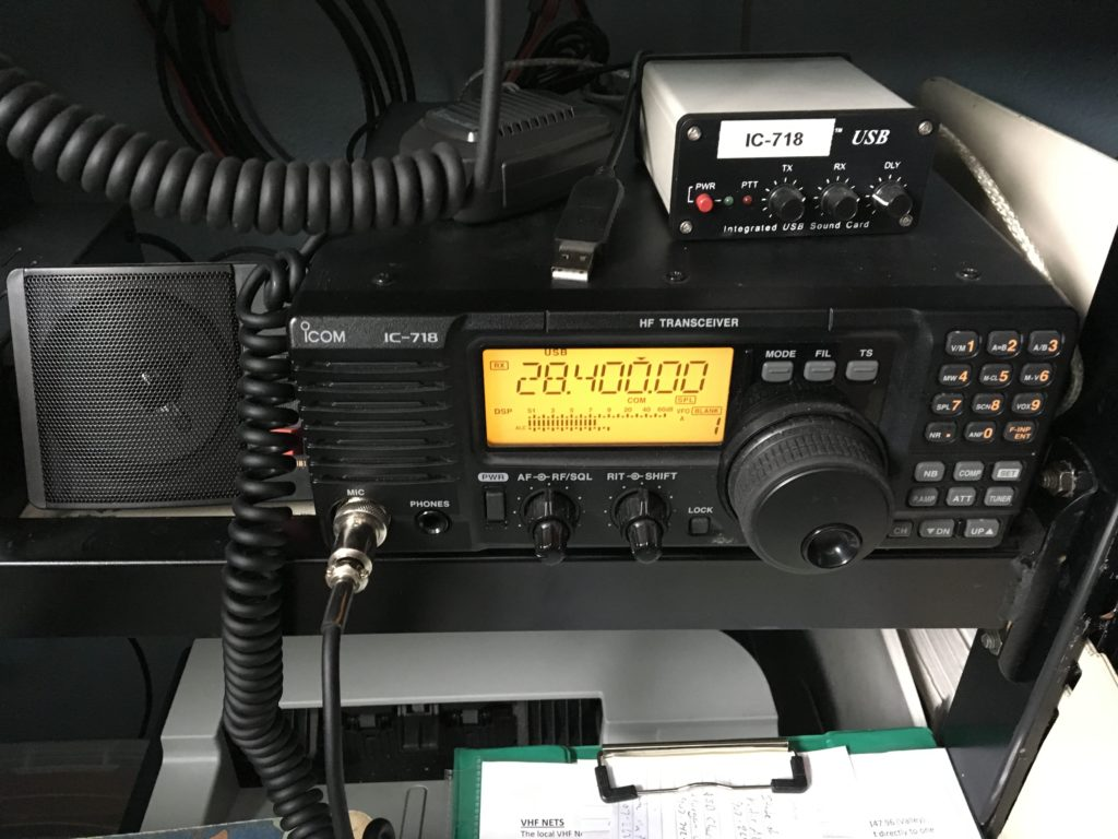 USB Interference Fun on HF | Anchorage Amateur Radio Club