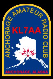 KL7AA Logo